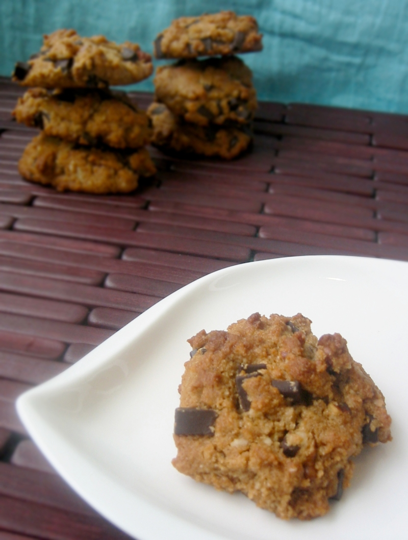 best grain-free chocolate chip cookie